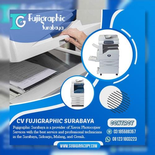 Sewa mesin fotocopy Probolinggo